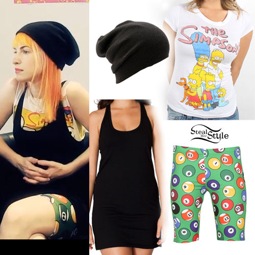 Hayley Williams Fashion Steal Her Style Page 14