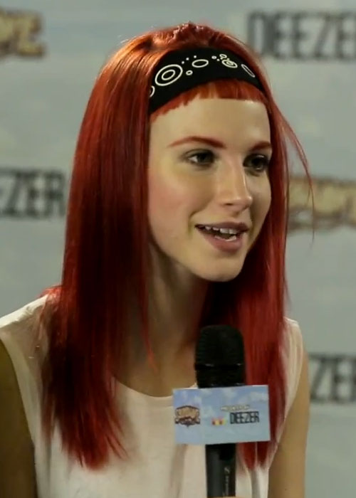 Hayley Williams Hair Steal Her Style Page 4