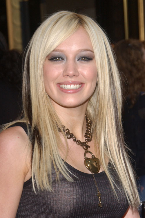 hilary duff hair steal her style