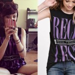 Jessica Ess: Reckless Muscle Tee