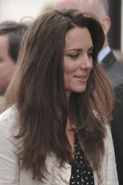 Kate Middleton's Hairstyles & Hair Colors | Steal Her Style