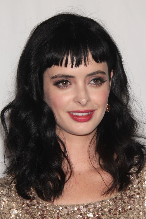 krysten ritter clothes amp outfits steal her style