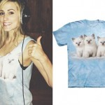 Mindy White: Kittens T-Shirt