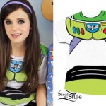 Tiffany Alvord: Buzz Lightyear T-Shirt