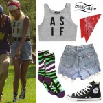 Willow Smith: Melodic Chaotic Summer Fling Outfit