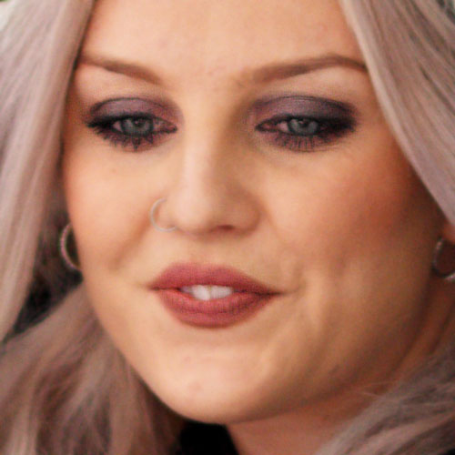 Perrie Edwards No Make...