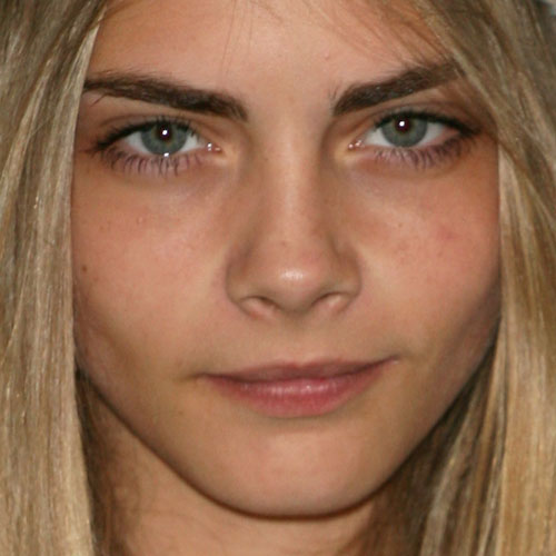 Cara Delevingne Everyday Makeup Tutorial