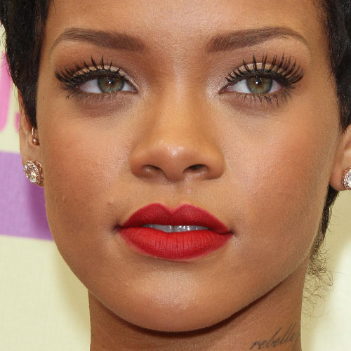 rihanna makeup steal her style