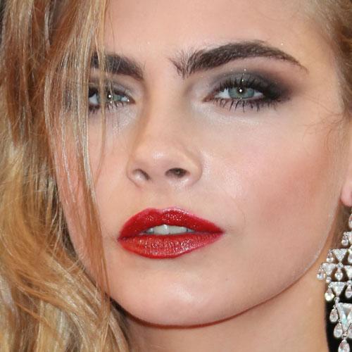Cara Delevingne Makeup Steal Her Style
