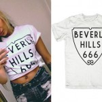 Allison Green: Beverly Hills 666 T-Shirt