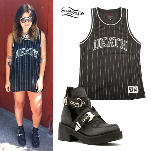 Bethany Cosentino: Death Jersey, Cutout Boots