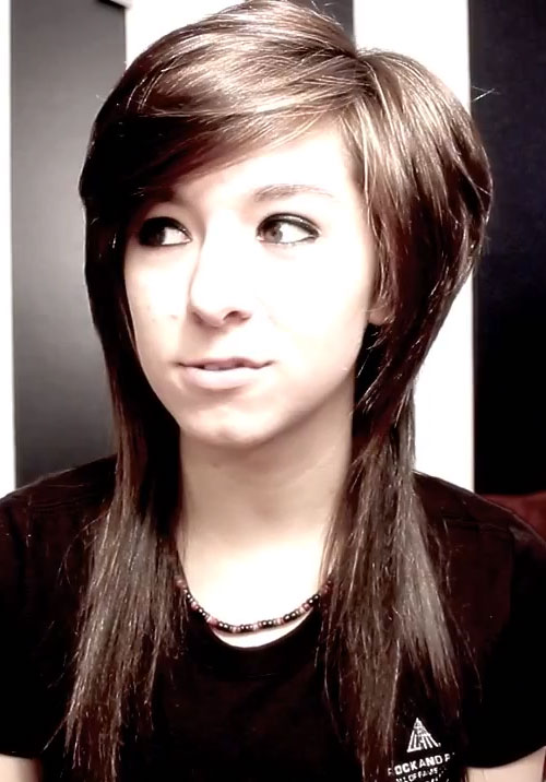 Christina Grimmie Hairstyles Hair Colors Steal Her