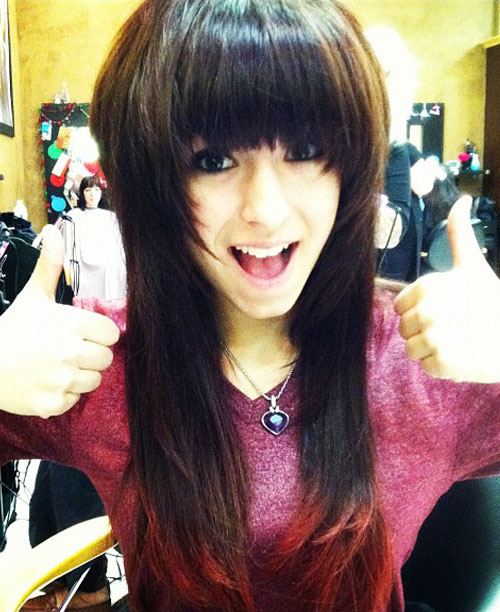 Christina Grimmie Hair Steal Her Style