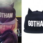 Ciara: Gothem Hat with Horns