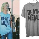 Gin Wigmore: Death Metal Tee