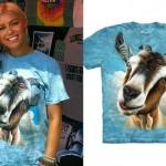 Jenna McDougall: Goat Head T-Shirt