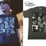 Jenna McDougall: Notorious B.I.G. T-Shirt