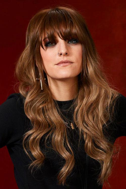 Selena Gomez Light Hair Juliet Simms Wavy Ligh...