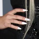 kerli-nails-white-long