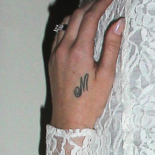 Lana Del Reys 6 Tattoos Meanings Steal Her Style