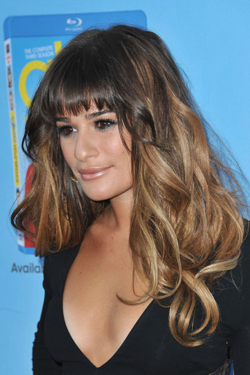 Lea Michele Hair Steal Her Style