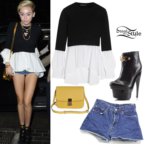 Miley Cyrus at The Box and the Cirque du Soir in London - photo  mileyhq 674853198