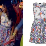 Normani Kordei Hamilton: Miss Movin On Dress