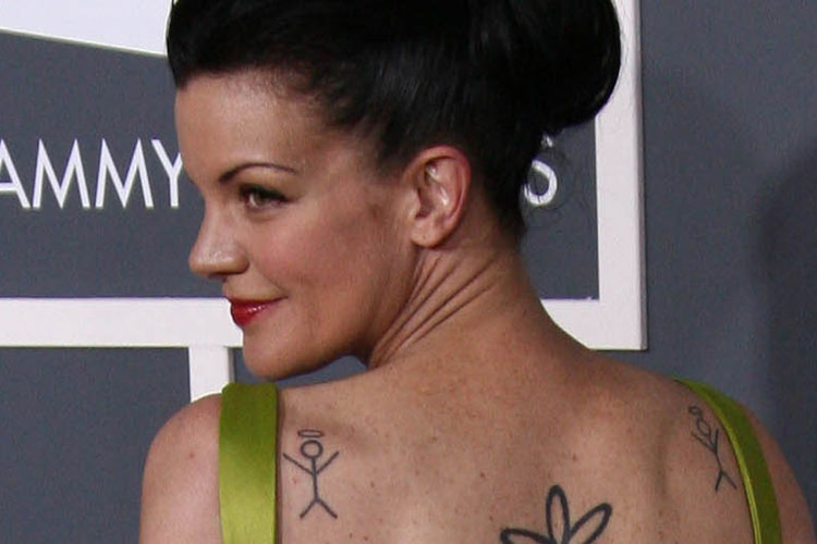 pauley perrette tattoos steal her style