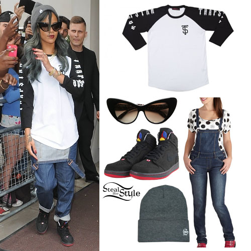 Rihanna 39 S Clothes Outfits Steal Her Style Page 8 On The Hunt