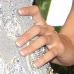 selena-gomez-nails-french-manicure