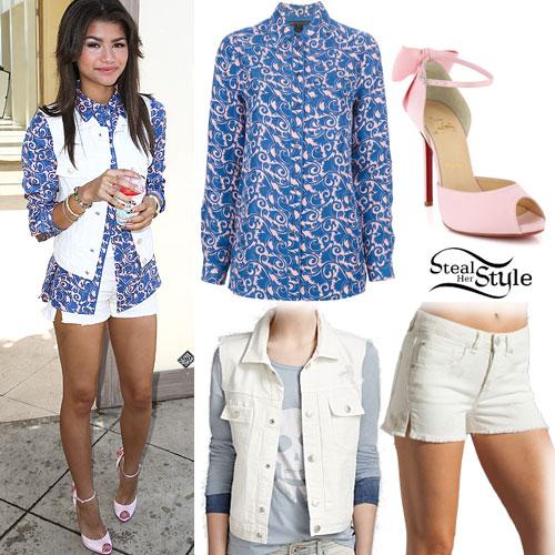 96d77e16510 Zendaya Coleman s Clothes   Outfits