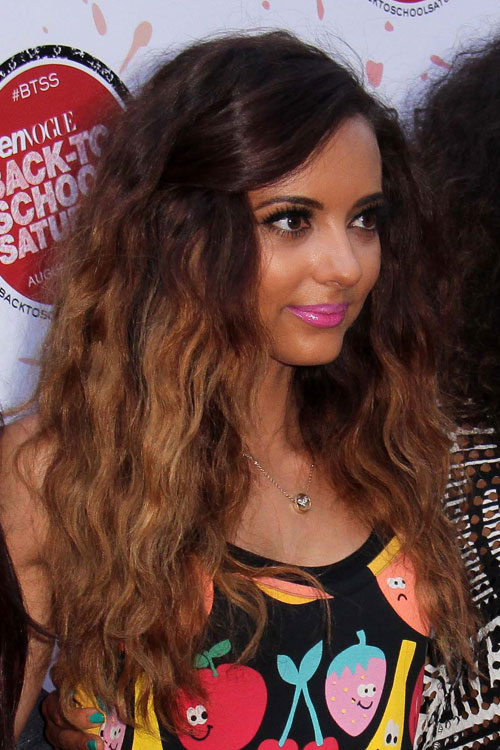 Celebrity Curly Hairst...