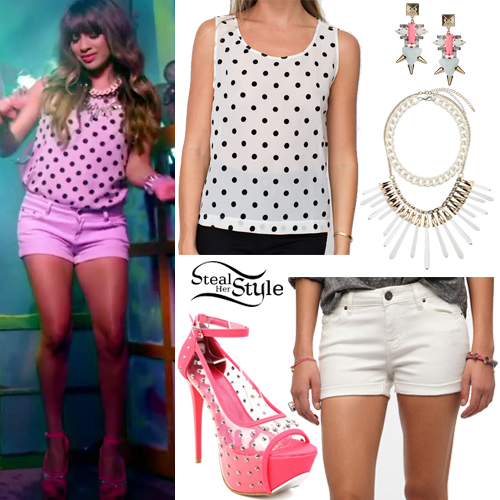 Ally Brooke: Me & My Girls Outfit | Steal Her Style Fifth Harmony Ally Outfits