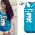 Becky G: The Brand With The 3 Stripes Tank Top