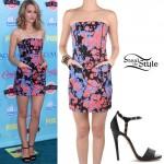 Bridgit Mendler: Teen Choice Awards Outfit