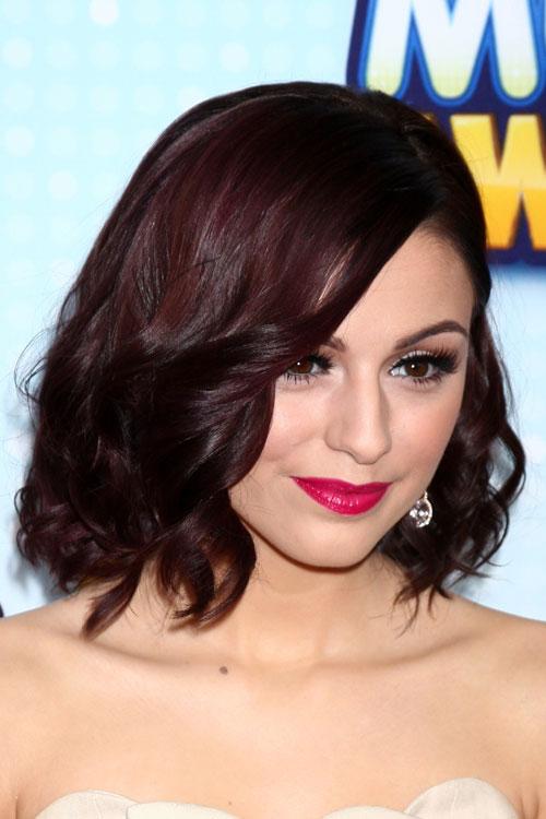 Cher Lloyd Shoulder Length Hair
