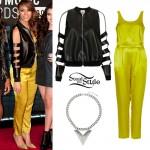 Dinah Jane Hansen: 2013 VMA's Outfit