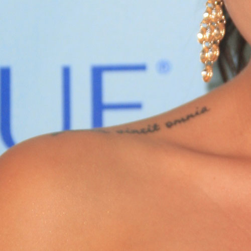 Janel Parrish S 23 Tattoos Meanings Steal Her Style Page 3