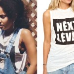 Leigh-Anne Pinnock: Next Level Muscle Tee
