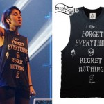 Yasmine Yousaf: Forget Everything Tee