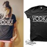 Allison Green: Vodka T-Shirt