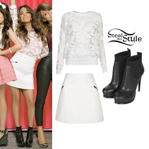 Ally Brooke: Better Together Cover Outfit | Steal Her Style Fifth Harmony Ally Outfits