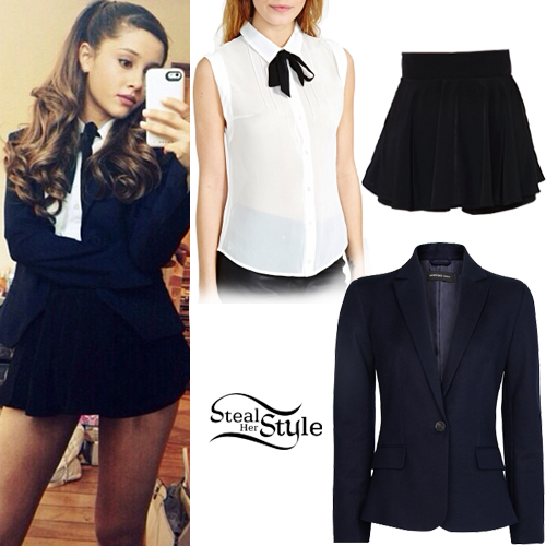 Ariana Grande 39 S Clothes Outfits Steal Her Style Page 14