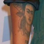 Emeli Sande Tattoos