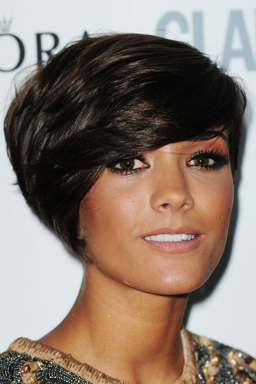 Frankie Sandford's Hairstyles & Hair Colors | Steal Her Style