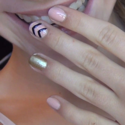 G Hannelius Nail Polish Nail Art Steal Her Style Page 4