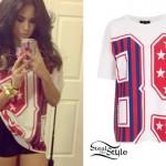 Jasmine Villegas: Number 89 T-Shirt