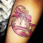 Karis Anderson Tattoos