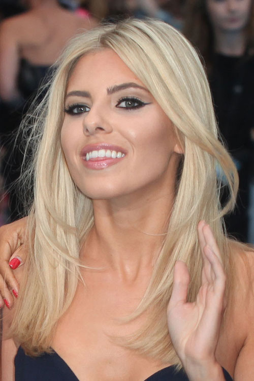 Mollie King Hair Steal Her Style
