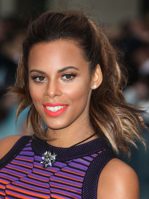 Rochelle Humes Hairstyles Amp Hair Colors Steal Her Style